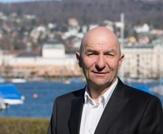 Der Coach Christoph Thoma